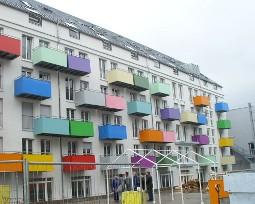 Uk bauwesen depot t bingen for Depot feuerbach